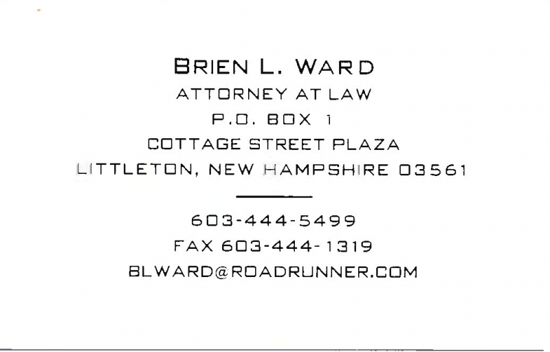 Brien Ward_BusinessCard