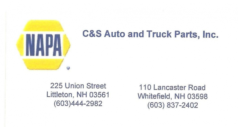 NAPA Auto_Business Card
