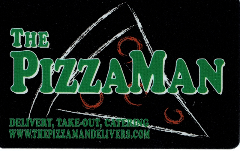 Pizza Man_Business Card