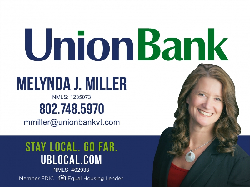 UnionBank St. Johnsbury_Business card