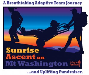 Adaptive Partners of the North Country's Sunrise Ascent 2013