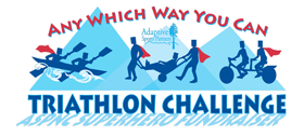 Any Which Way You Can Triathlon Challenge