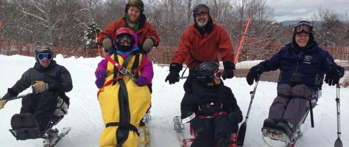 Ski Group at Cannon