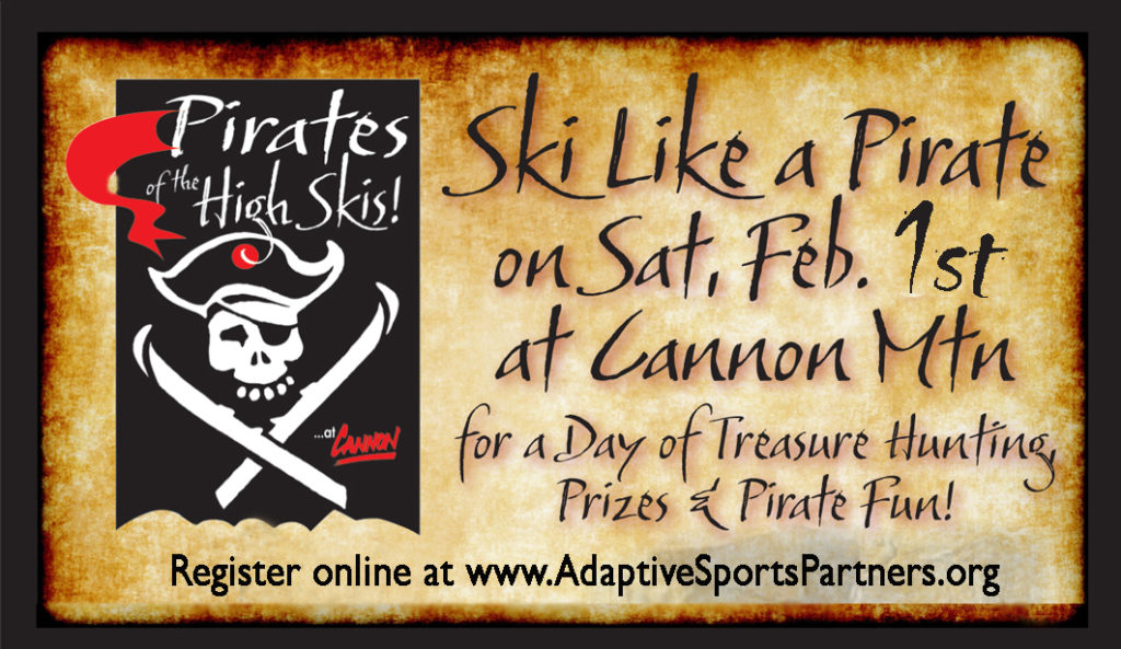 Adaptive Sports Partners | Pirates of the High Skis!