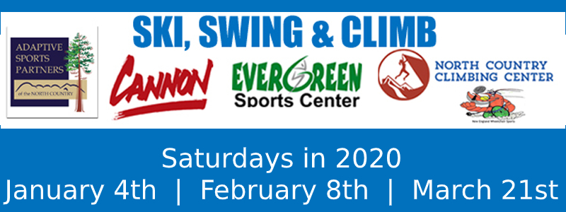 Ski Swing, and Climb Days are back!